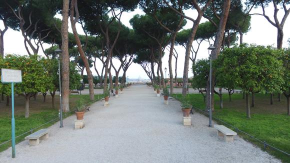 La Fondazione Sorgente Group presenta il restyling del Giardino degli Aranci