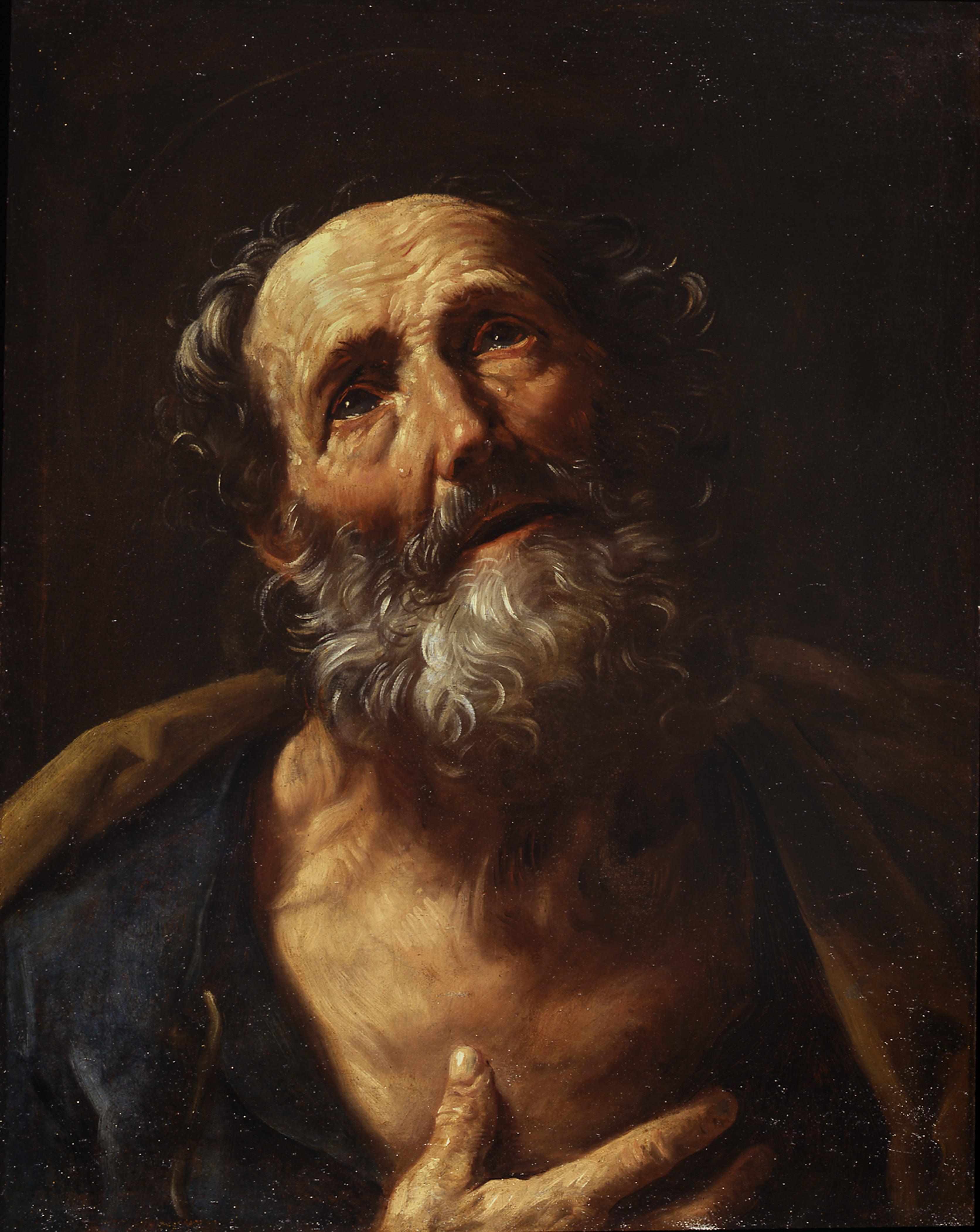 Il San Pietro Penitente di Guido Reni in mostra a Palazzo Barberini