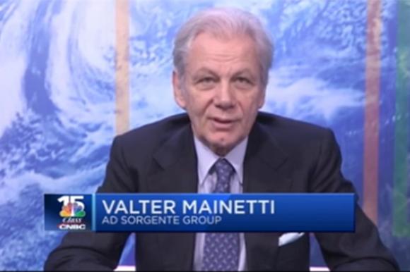 Intervista a Valter Mainetti su Class CNBC