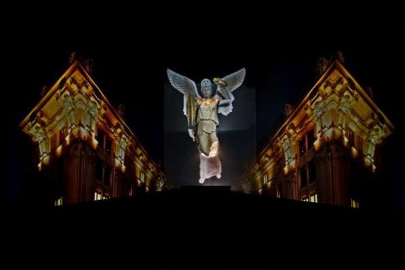 Galleria Athena Nike e Marmi greci