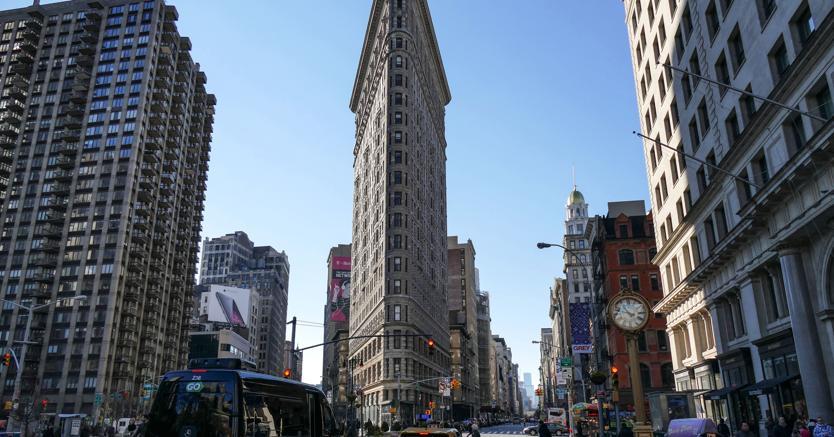 Il Flatiron Building di New York potrebbe diventare un hotel di lusso di Sorgente Group