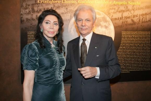 Inaugurazione della Mostra Magistri astronomiae