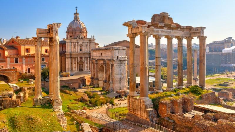 Archires e i percorsi accessibili del Palatino – Fori Imperiali