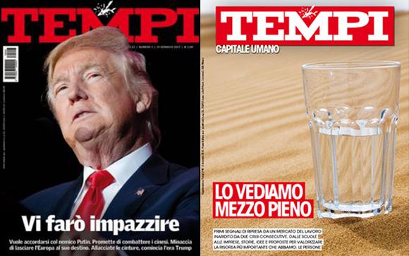 TEMPI cambia compagine sociale e nomina Alessandro Giuli nuovo direttore