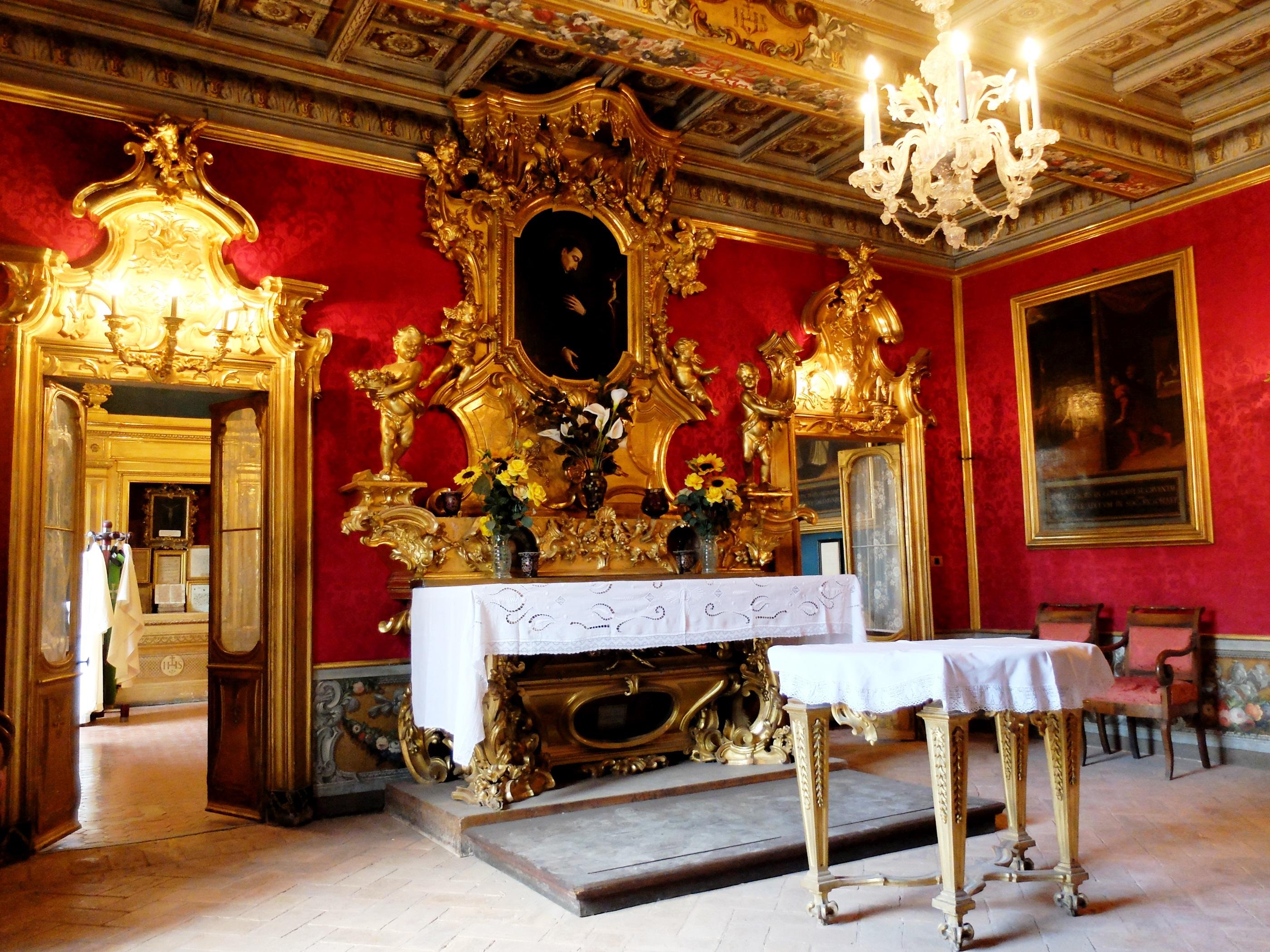 Collegio Romano: presentati i restauri delle Camerette di San Luigi Gonzaga