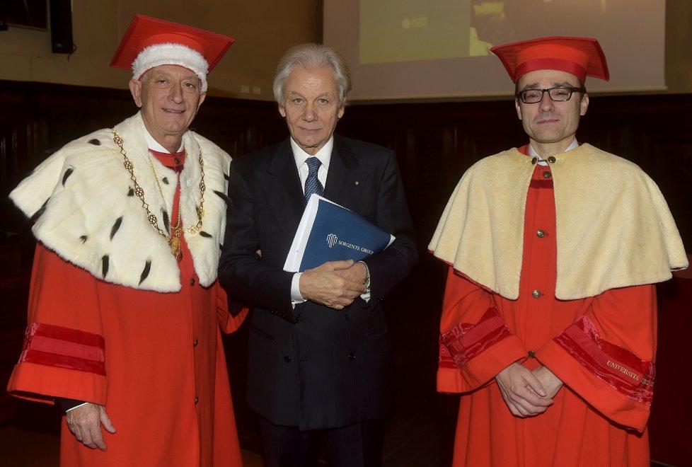 Valter Mainetti Professore Ad Honorem