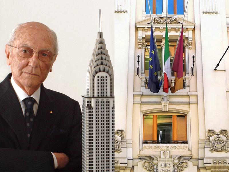 Sorgente Group: bandiera a mezz'asta per la scomparsa di Paolo Emilio Nistri