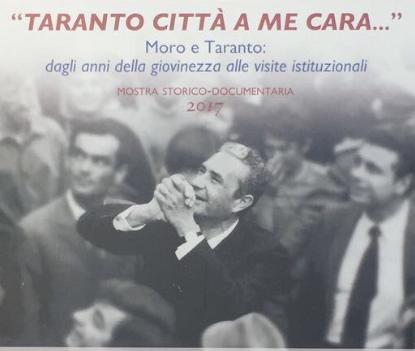 """Taranto città a me cara"" in Galleria Alberto Sordi"