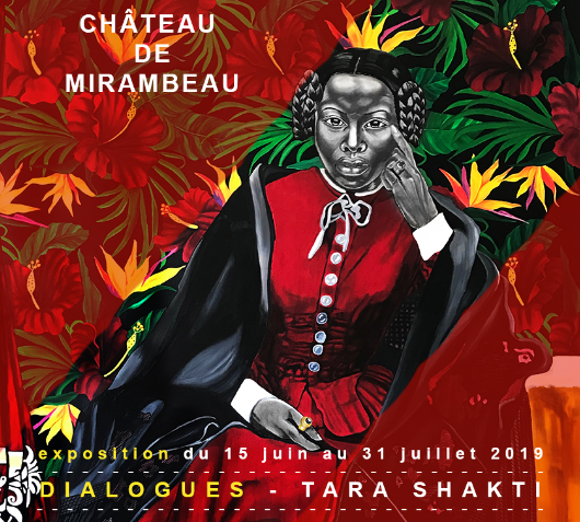 """Château de Mirambeau di Sorgente Group ospita la mostra """"DIALOGUES"""" di Tara Shakti"""