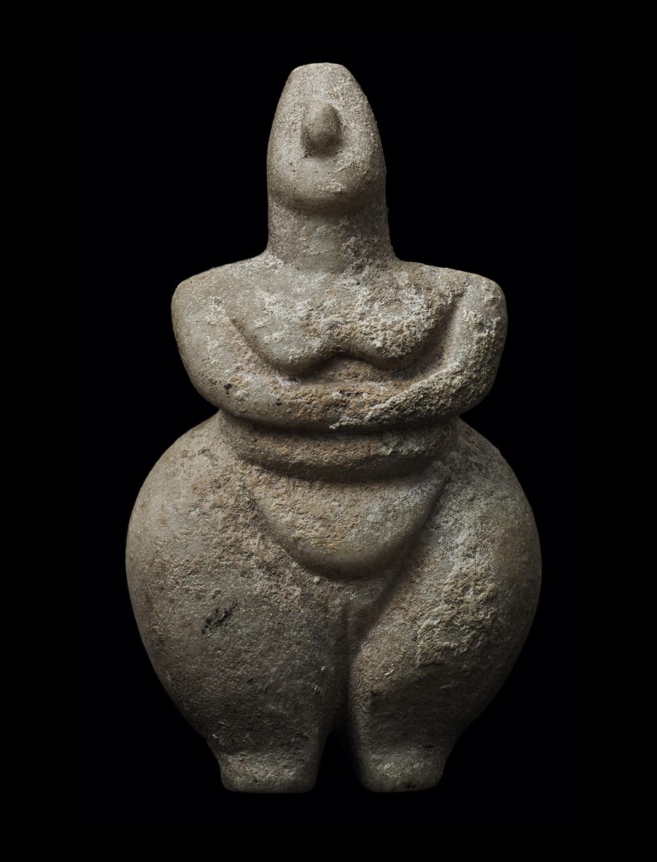 """Collezione Mainetti rende noto lo studio sulla sua """"Grande Dea Madre Sorgente"""""""