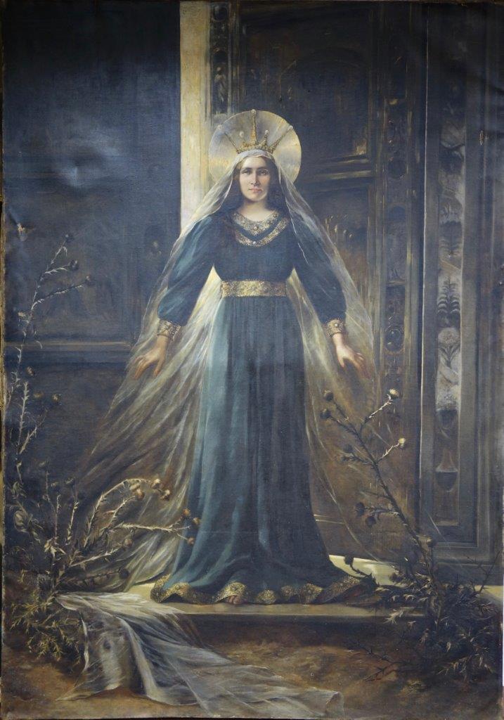 Roma, parte il restauro di tre dipinti inediti dell'Istituto Romano di San Michele
