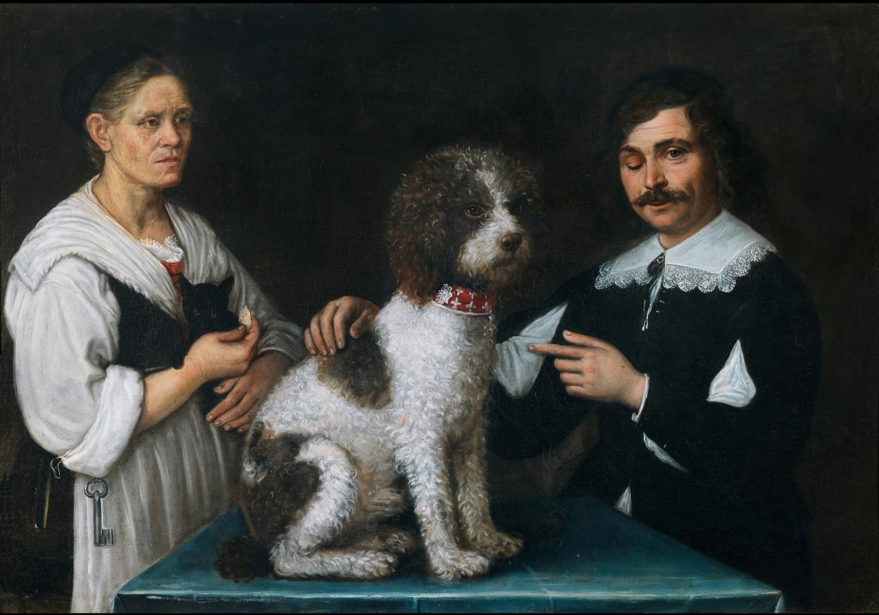 Racconti d'arte: il cane Lagotto nella pittura