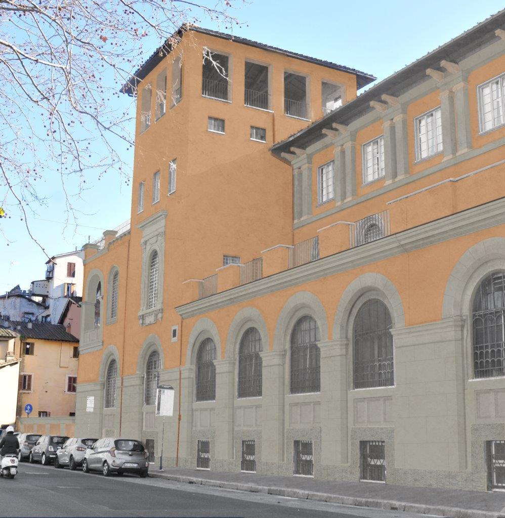 Roma, project financing per il restauro della storica scuola Alberto Cadlolo