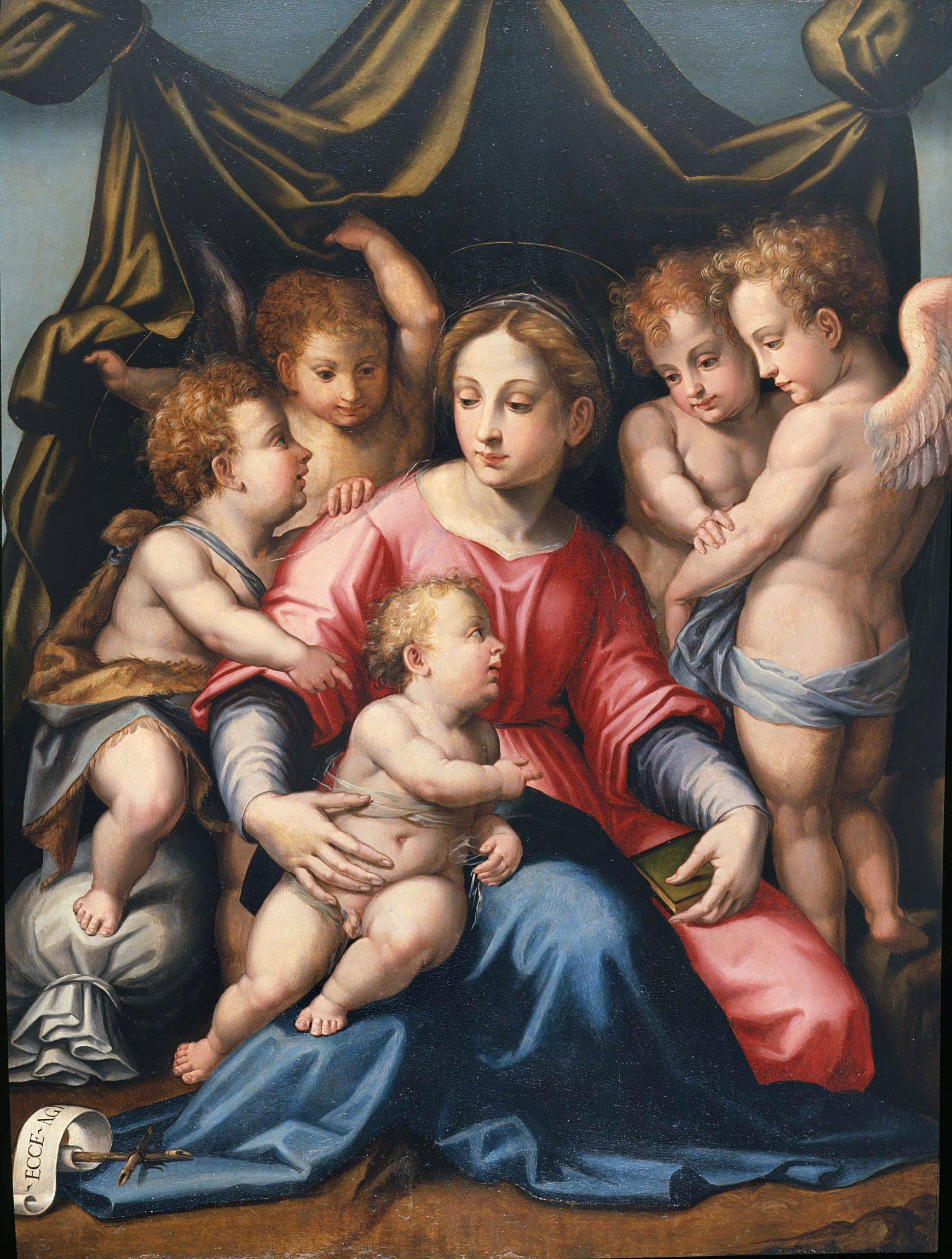 Fondazione Sorgente Group: Strinati racconta la Madonna del Ghirlandaio
