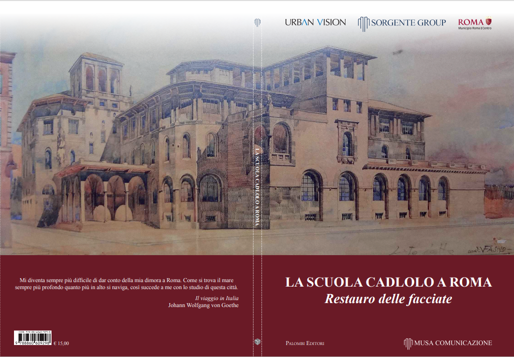 """""""La scuola Cadlolo"""": un libro per raccontare il primo fund raising pubblico-privato – VIDEO"""
